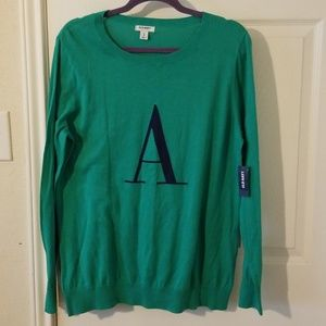 Brand NWT Old Navy Sweater